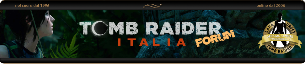 Tomb Raider Italia Forum