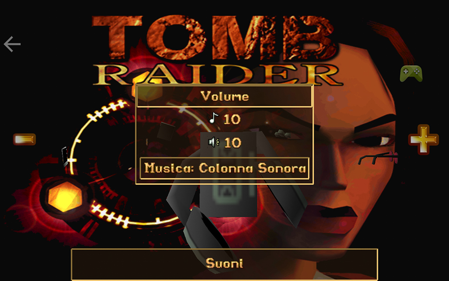 Sonoro Tomb Raider Android