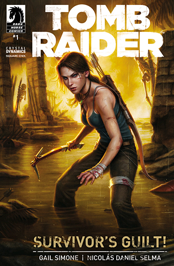 Tomb Raider - Fumetto Dark Horse