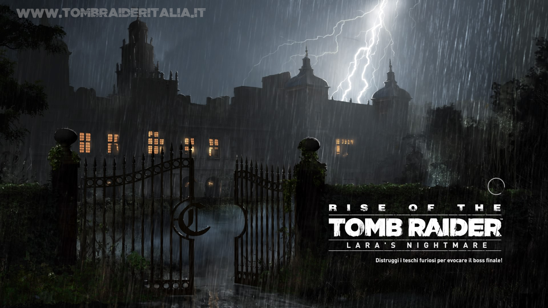 Rise of the Tomb Raider - L'incubo di Lara
