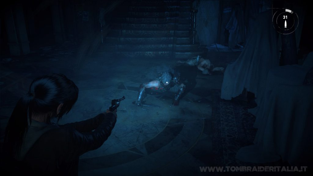 Rise of the Tomb Raider - DLC L'incubo di Lara