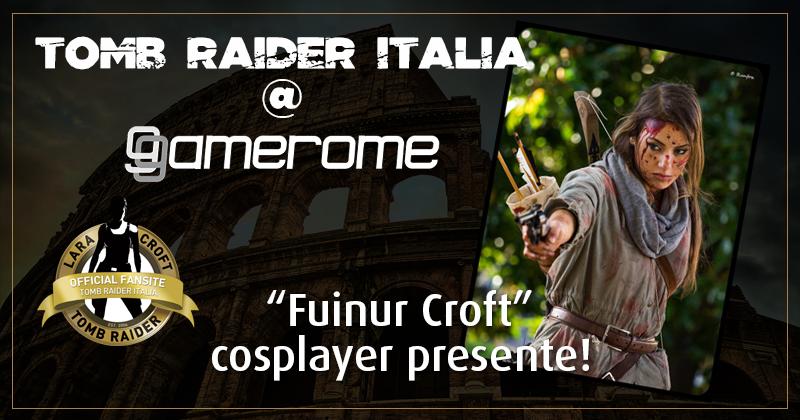 Tomb Raider Italia @ Gamerome - Fuinur Croft