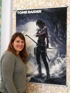 Benedetta Ponticelli - Tomb Raider Italia @ Gamerome