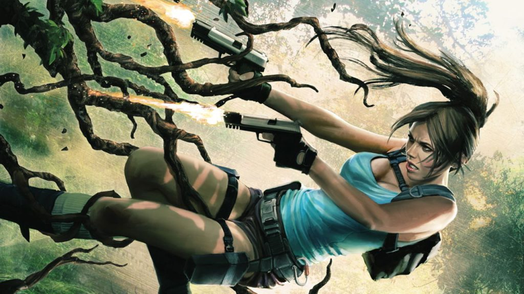 Dark Horse - Lara Croft and the Frozen Omen