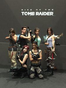 Milan Games Week 2015 - Tomb Raider Italia @ Xbox