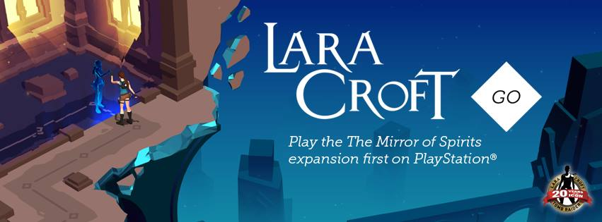 "Lara Croft GO - Espansione ""Mirror of Spirits"""