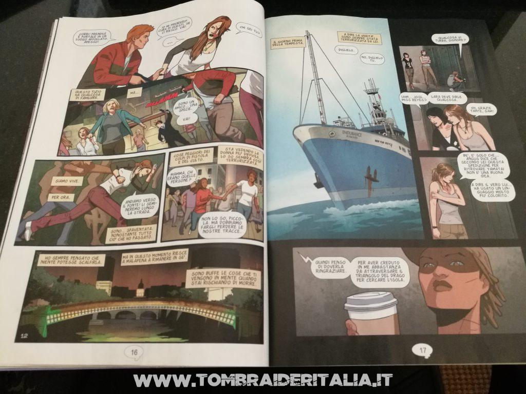 Tomb Raider la Stagione della Strega - Skorpio Editoriale Aurea