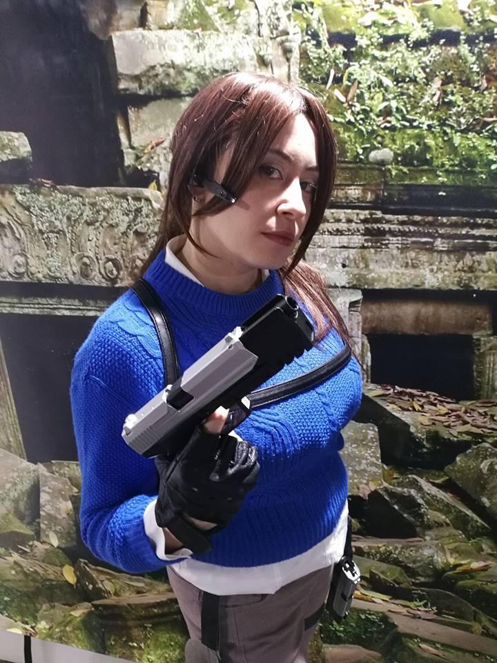 La vostra admin per la prima volta nei panni di Lara!