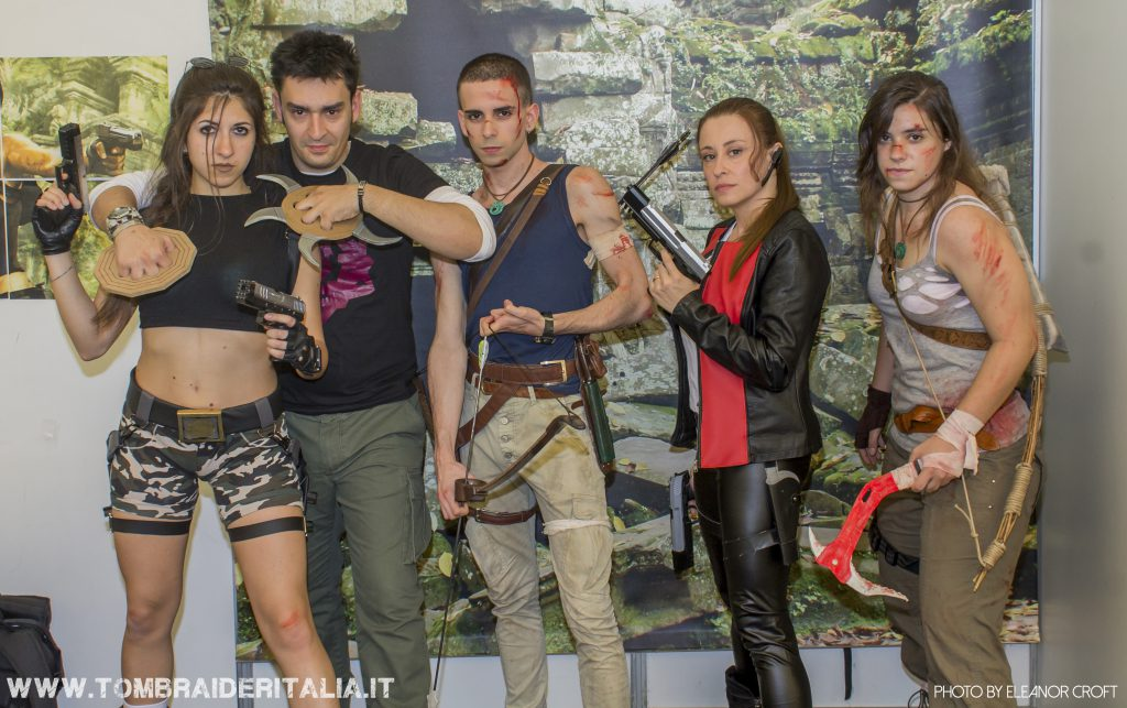 Gruppo Tomb Raider Italia