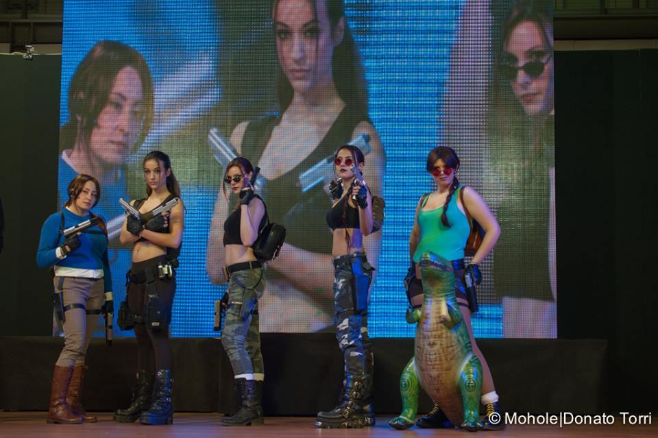 Tomb Raider Italia sul palco di Cartoomics