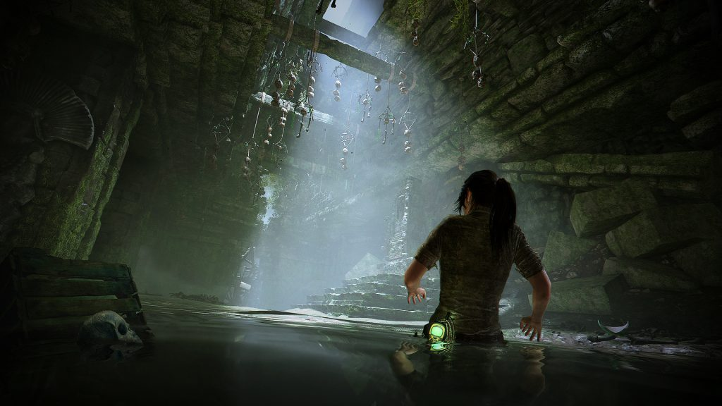 Shadow of the Tomb Raider - Esplorazione