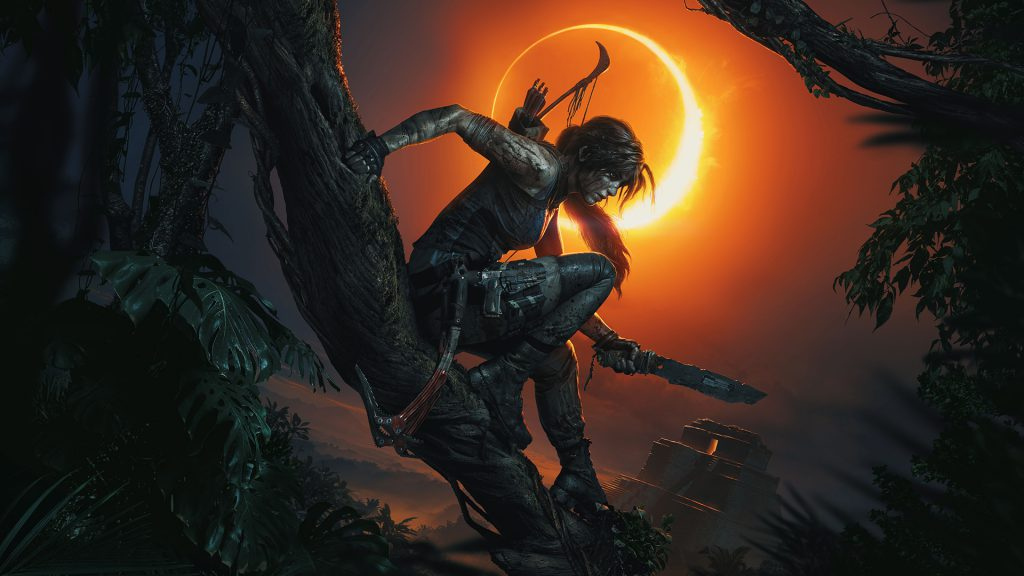 Shadow of the Tomb Raider - L'outfit di Lara con il suo nuovo machete