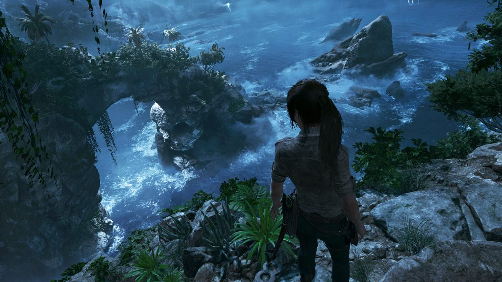 Shadow of the Tomb Raider - Le ambientazioni sono bellissime