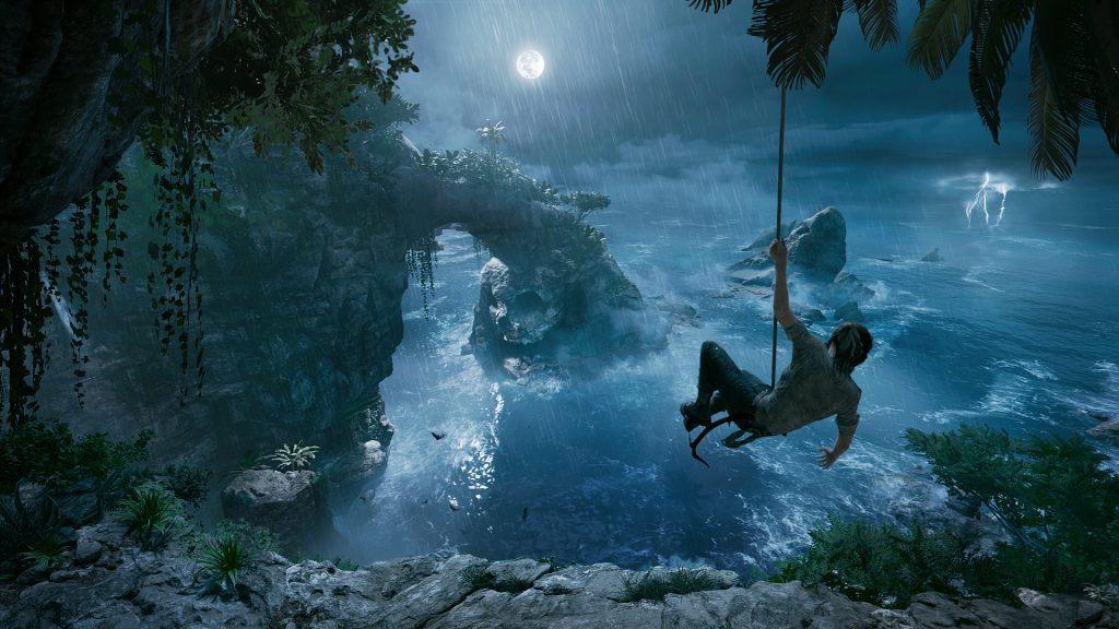 Shadow of the Tomb Raider - L'arrampicata di Lara ha avuto un'evoluzione