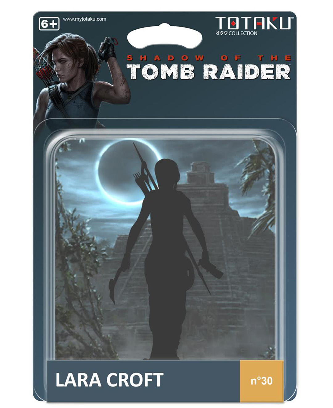 Shadow of the Tomb Raider - Lara Croft Totaku