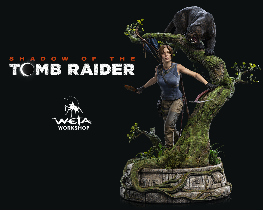 Tomb Raider Weta Workshop
