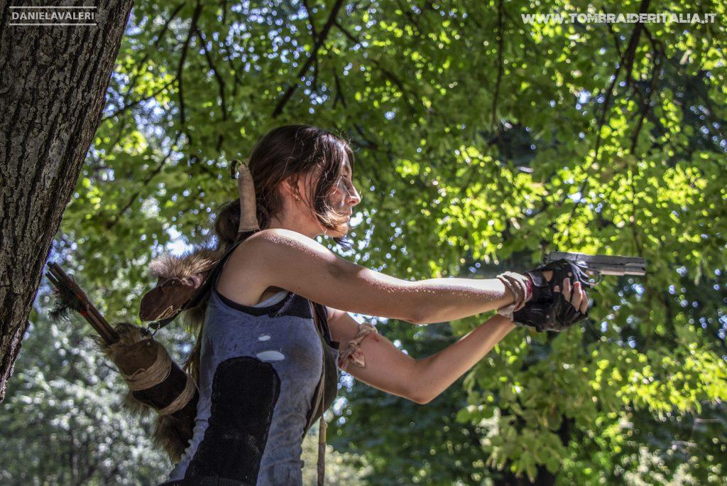 Guarda tutte le foto del breve photoshoot presso il Parco Sempione di Milano