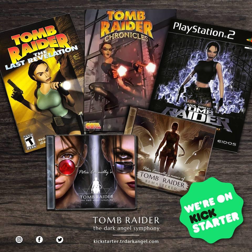 Tomb Raider the Dark Angel