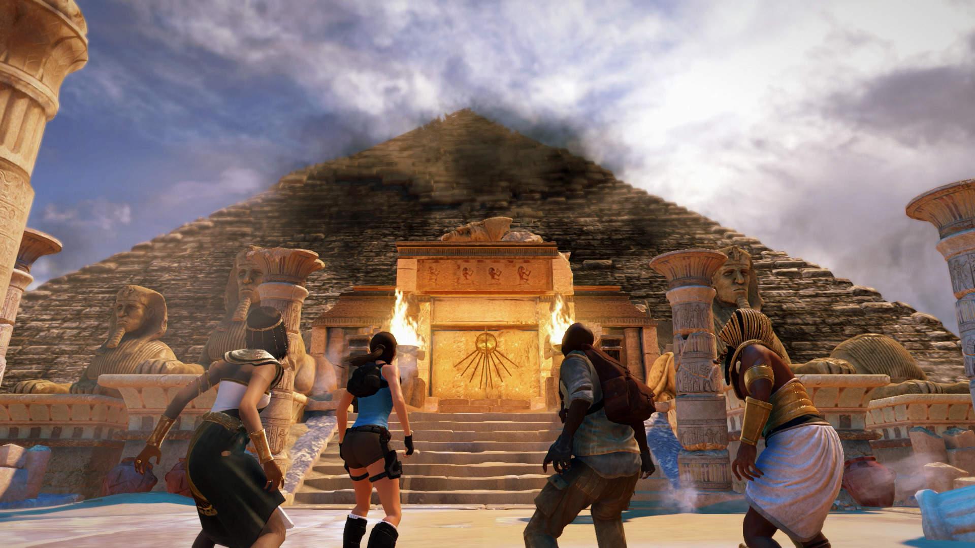 Temple of Osiris
